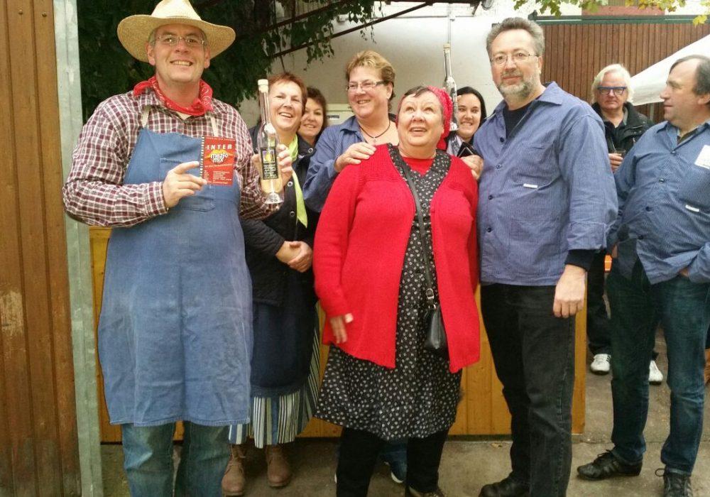 Ihringer Weinfest – Die Crew – 2015